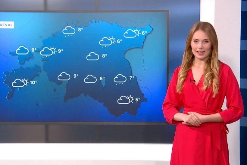 TV3 uus ilmatüdruk Karmen: põhiline on ilus naeratus