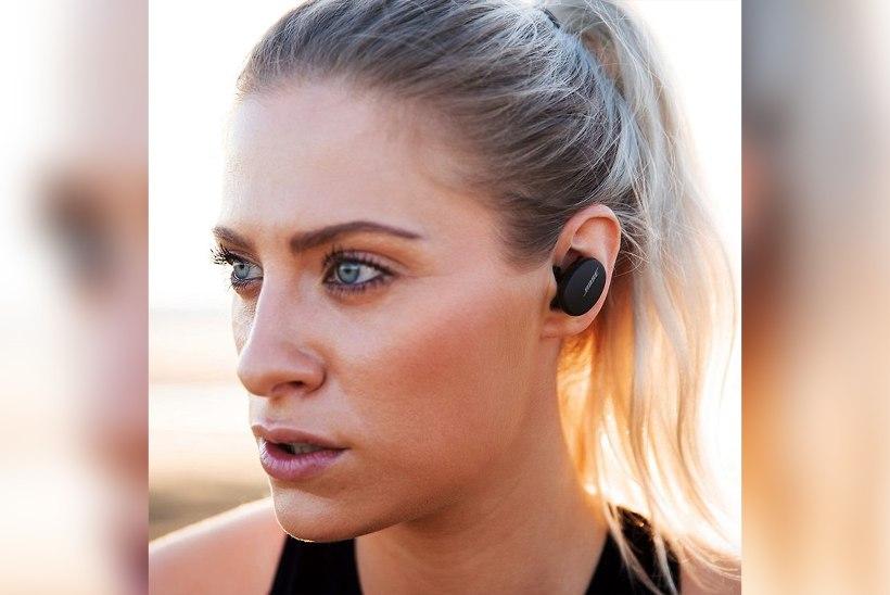 Bose uued juhtmevabad kõrvaklapid on treeningul parimaks kaaslaseks!