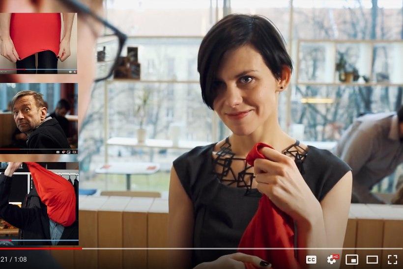 TUUB – praktiline ja ilus kingitus naisele!