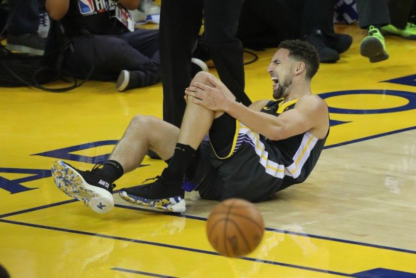 Eelmise hooaja vahele jätnud NBA staar sai taas vigastada