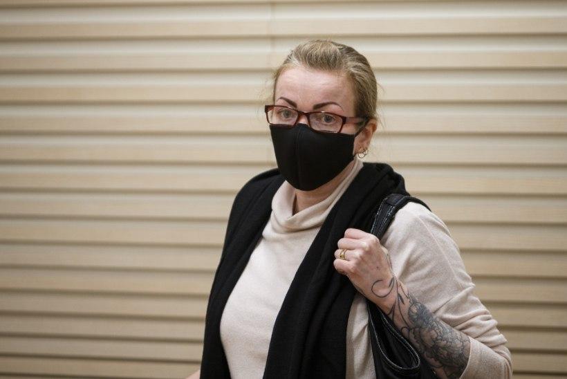 Kaitsja taotleb kohtus Liina Bahovskile uut tõkendit:elukohast lahkumise keeldu