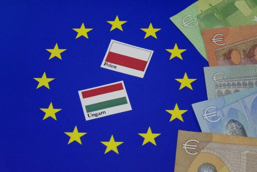 Ungari ja Poola võivad abipaketi rahadest ise ilma jääda