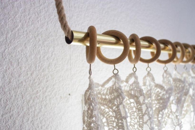 SOODNE JA OMANÄOLINE: 3 lahendust, kuidas ise kardinapuid teha
