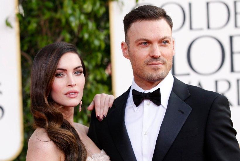 Megan Fox väidab, et eksmees tahab teda rongaemana kujutada
