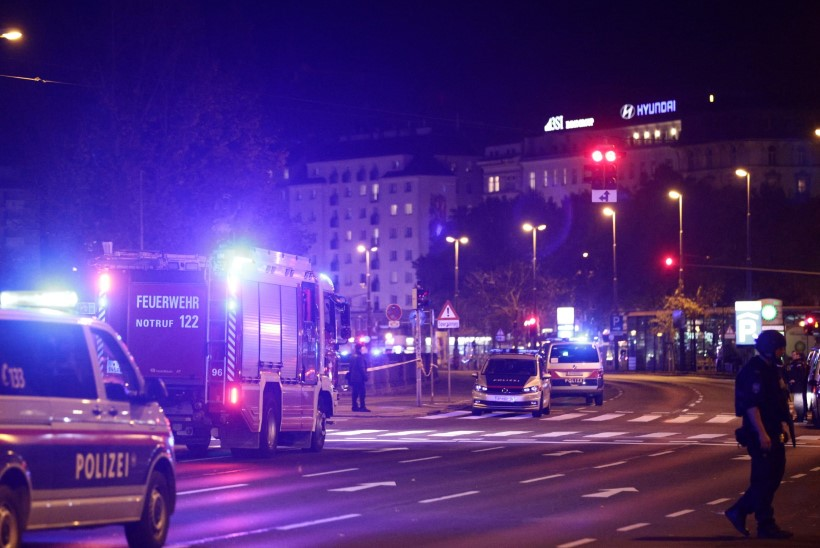 Viini südalinnas toimunud terrorirünnakus sai surma viis inimest