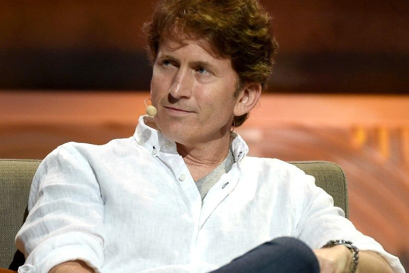 """Todd Howard: on raske ette kujutada tulevikku, kus """"The Elder Scrolls 6"""" oleks Xboxi eksklusiivmäng"""