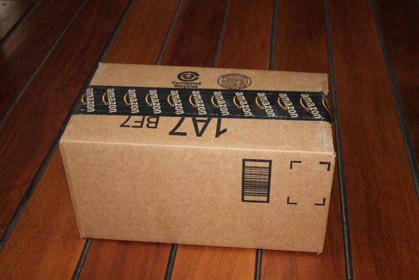PLAYSTATION 5 VÕI KASSITOIT? Amazonist mängukonsooli tellinud leidsid pakist hoopis miskit muud