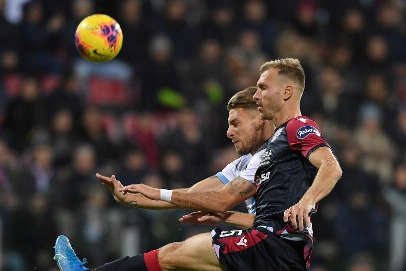 Klavan võib tänu klubikaaslase haigestumisele saada Juventuse vastu võimaluse