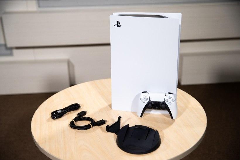 PlayStationi tegevjuht: PS5 kasutajad väikse kettaruumi üle kurtnud pole