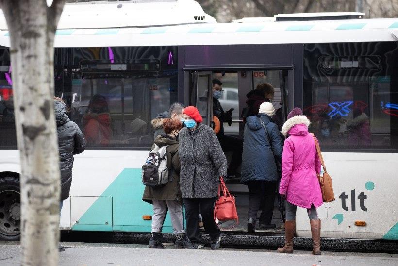 REEGLID KARMIMAKS: uuel nädalal peab ühistranspordis maski kandma, osa gümnaasiume lähevad distantsõppele