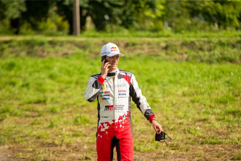 AMETLIK: Ogier sõidab ka järgmisel hooajal Toyotas