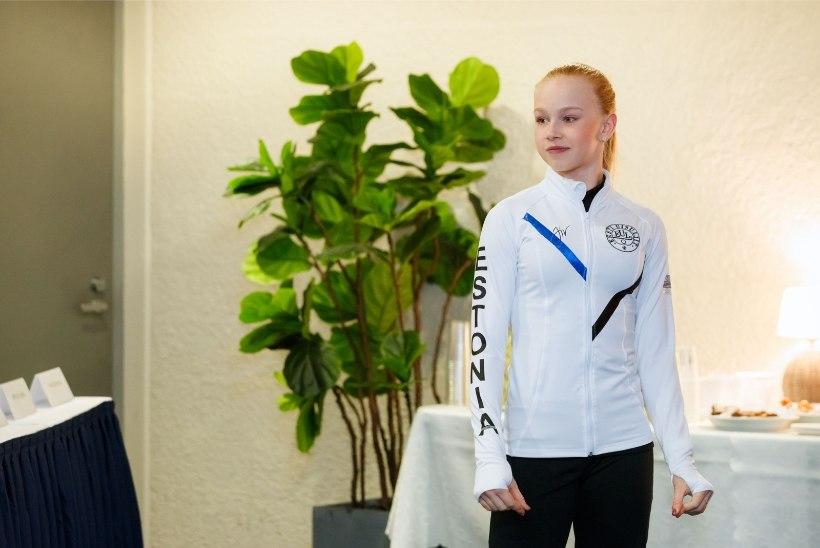 Eva-Lotta Kiibus teenis GP-sarja debüüdil lühikavas üheksanda koha