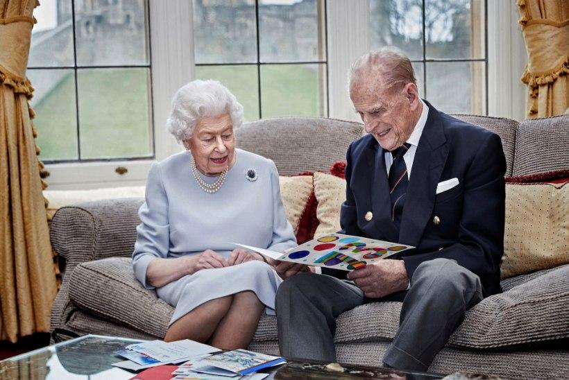 Elizabeth II ja prints Philip tähistavad täna 73. pulma-aastapäeva!