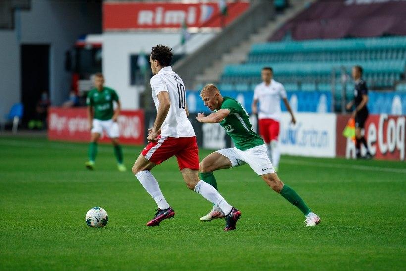 Jürgen Henn: kui meeskonda tulevad mängijad, kes ei oska ega taha peaga lüüa, siis see on mingisugune märk