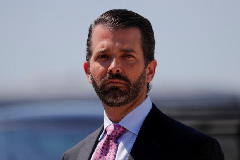 Trumpi vanim poeg andis positiivse koroonaproovi