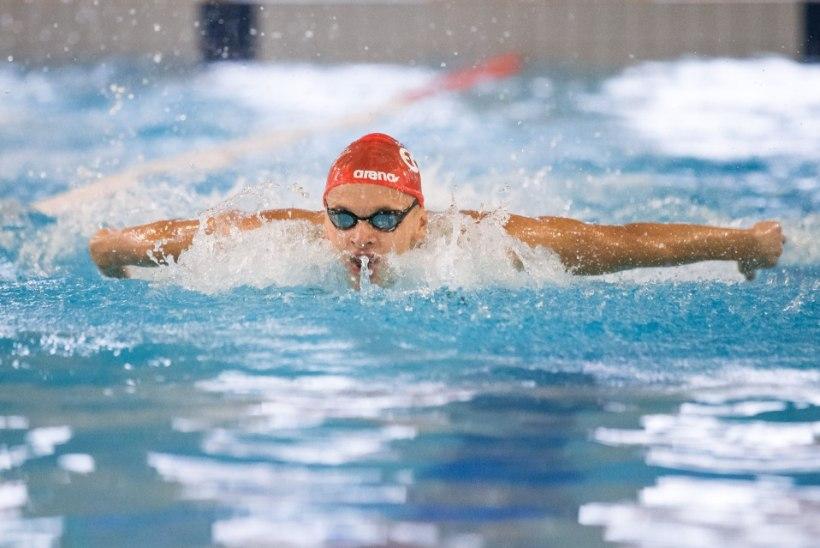 Kregor Zirk ujus Eesti rekordi, samas tehti ka uus maailmarekord