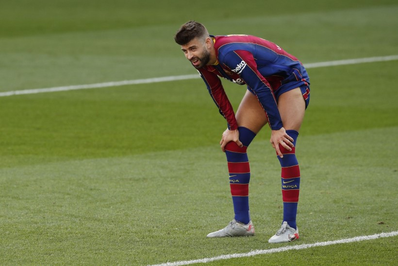 Barcelona staari võib oodata ligi poole aasta pikkune vigastuspaus