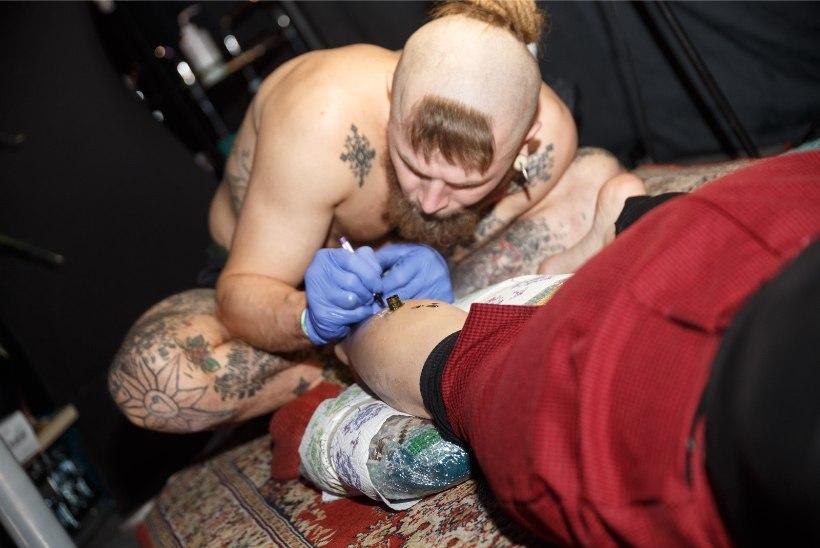 GALERII | Kirglik tattoo-huviline? Vaata silmapaistvaid Eesti tätoveerijaid!