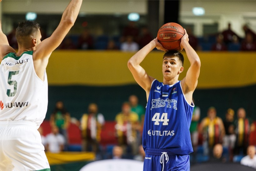 HUVITAV: vaata, kes esindavad Eesti korvpallikoondist EM-valikmängudes