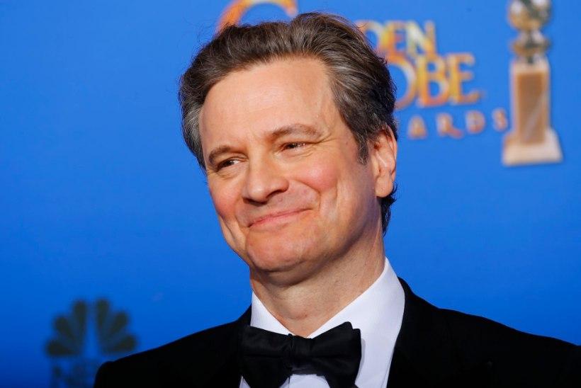 Colin Firthil susiseb BBC uudistediktoriga?