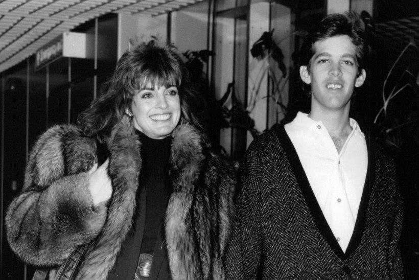 """""""Dallase"""" näitlejanna Linda Gray leinab oma poega"""