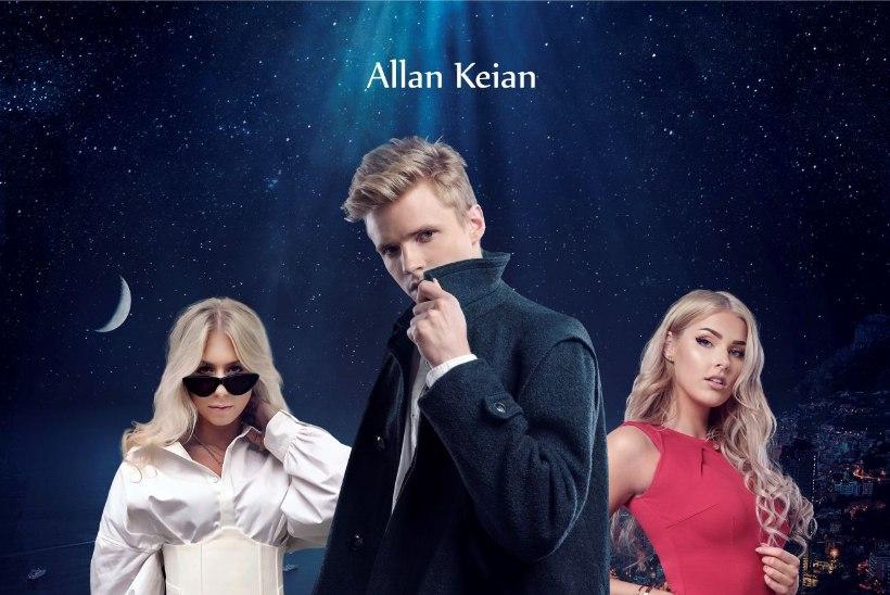 KATKENDID RAAMATUST | Allan Keiani uus romaan räägib loo koolipoisist, kes oma identiteedi suure summa eest voodihaigele miljonärile müüb