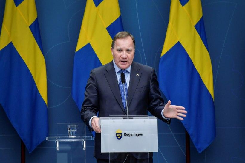 KARMIMAD MEETMED: Rootsi peaminister hurjutas haruldases telepöördumises kodanikke ja rõhutas piirangute vajadust