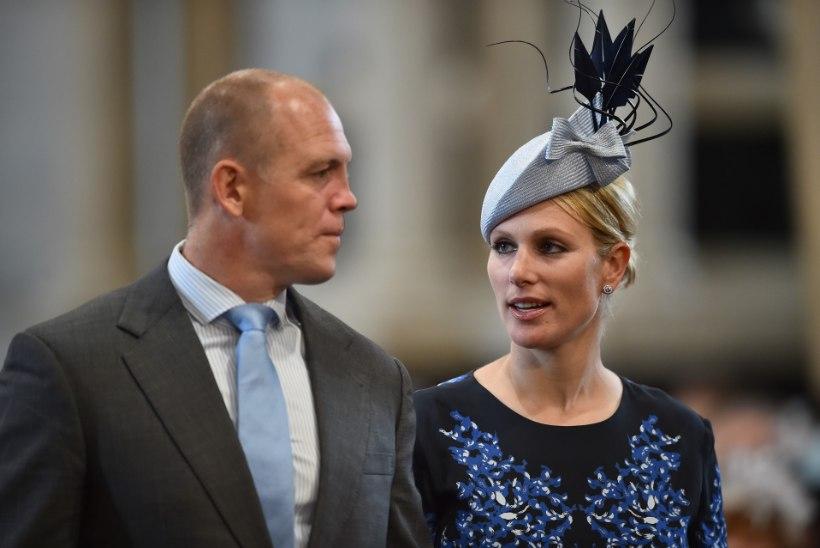 Briti kuningliku pere esimese liikmena rääkis oma raseduse katkemisest Harry täditütar