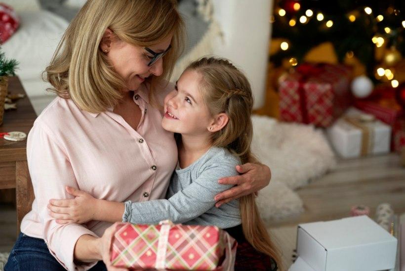 Tervis ja ilu jõulupuu alla – hea kingitus igale pereliikmele!