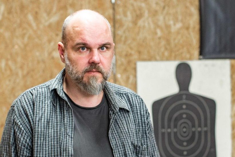 Kohtus karistada saanud Martin Bahovski: üks relvadest oli iidvana 19. sajandi junn, mis küll töötas, aga ütleme ausalt – sõtta sellega ei läheks