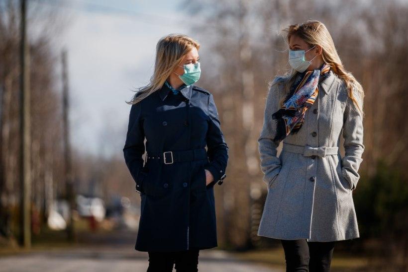 ÕDE, KES ELAB SIIRATUD KOPSUDEGA: kellest te olete valmis loobuma maskita käimise nimel?