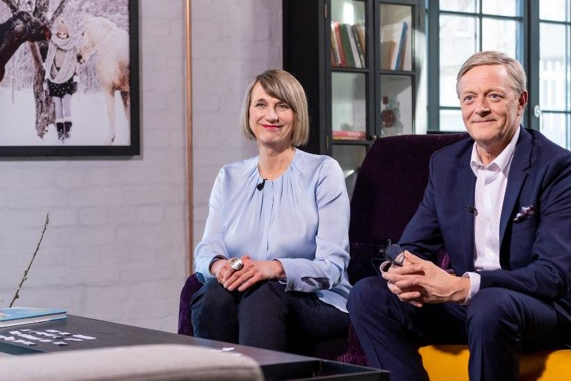 """""""OP""""JÄTKUB! Koroonaviiruse seljatanud Margus Tabor ja Margit Kilumets on taas ekraanil"""