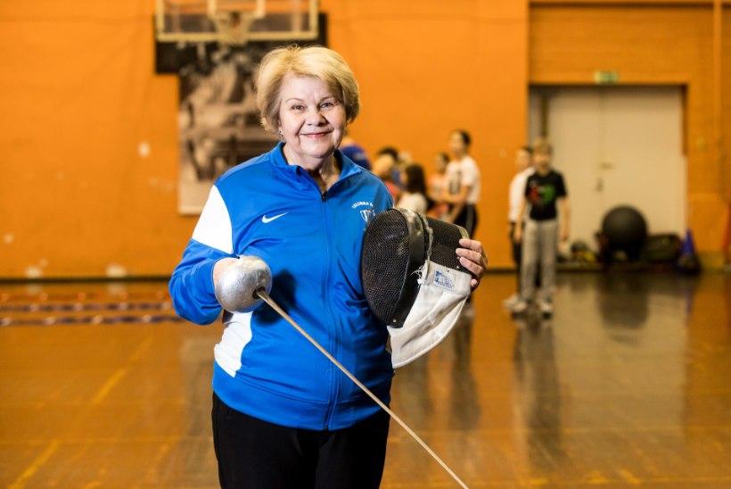 UNUSTUSEHÕLMAS MINEVIKUTÄHED | Olümpiavõitja Svetlana Tširkova töötab 75aastaseltki: ma ei taha end kasutuna tunda