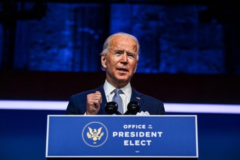 Üleminekuprotsessi alustanud Joe Biden: Valge Maja koostöö on siiras