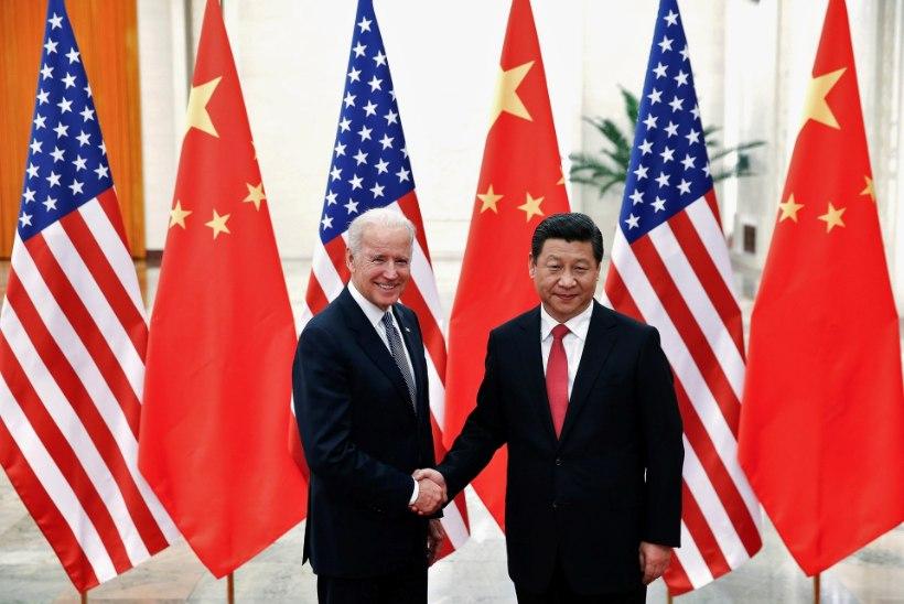 VIIMAKS OMETI: Hiina president õnnitles Bidenit