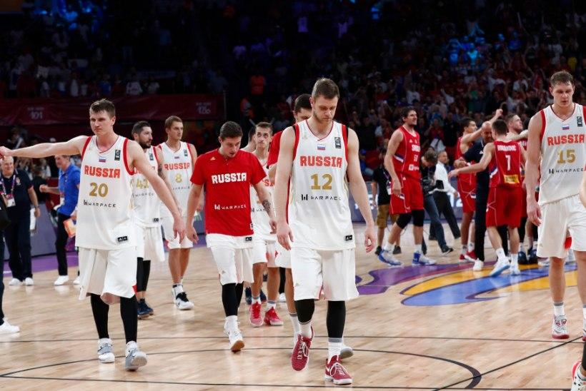 Eesti korvpallikoondisega kohtuvat Venemaad pureb koroona