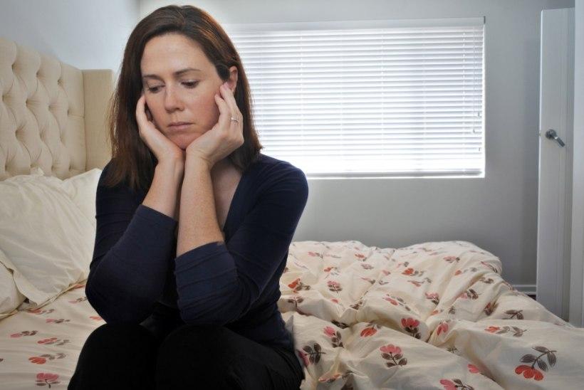 DEPRESSIOON LÄHENES VAIKSELT: käisin arsti juures muude muredega ega tulnud selle pealegi, et põhjuseks võiks olla vaimne tervis