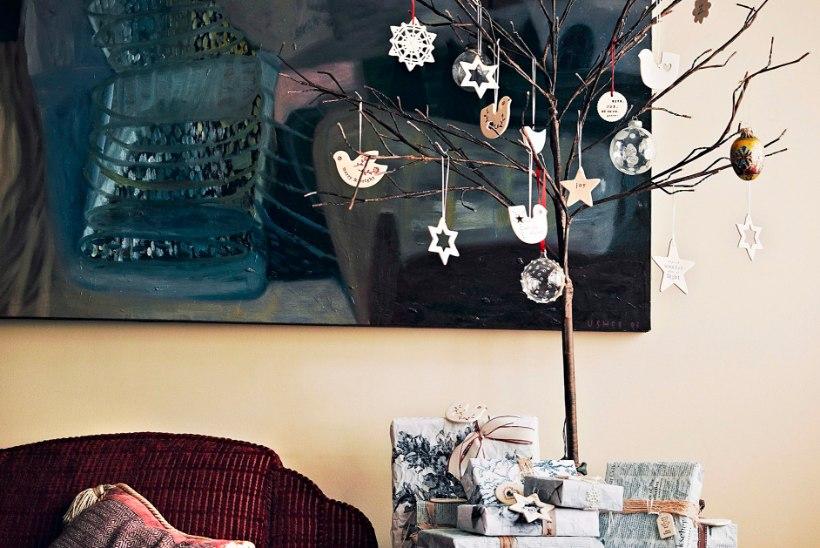 INSPIRATSIOONIKS | Nutikad ideed kodu kaunistamiseks: võta välja piparkoogivormid, lusikad ja raagus oksad