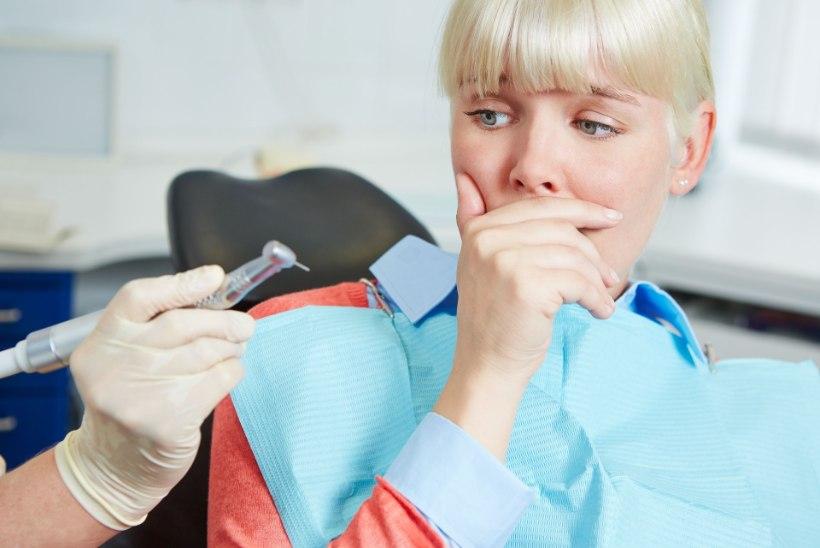 ÕUDNE, ÕUDNE! Kas ka sina kardad hambaarsti? Jaga oma lugu!