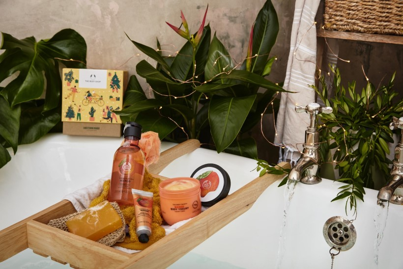 8 imelist The Body Shopi komplekti – poputa iseennast ja rõõmusta ka kallist inimest!