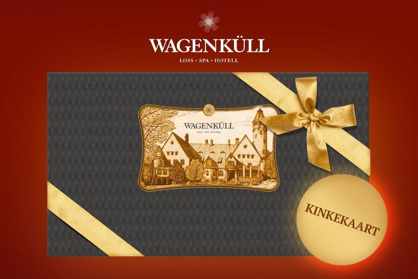 Lossispaa Wagenküll – luksuslik puhkusekoht, kus aeg peatub