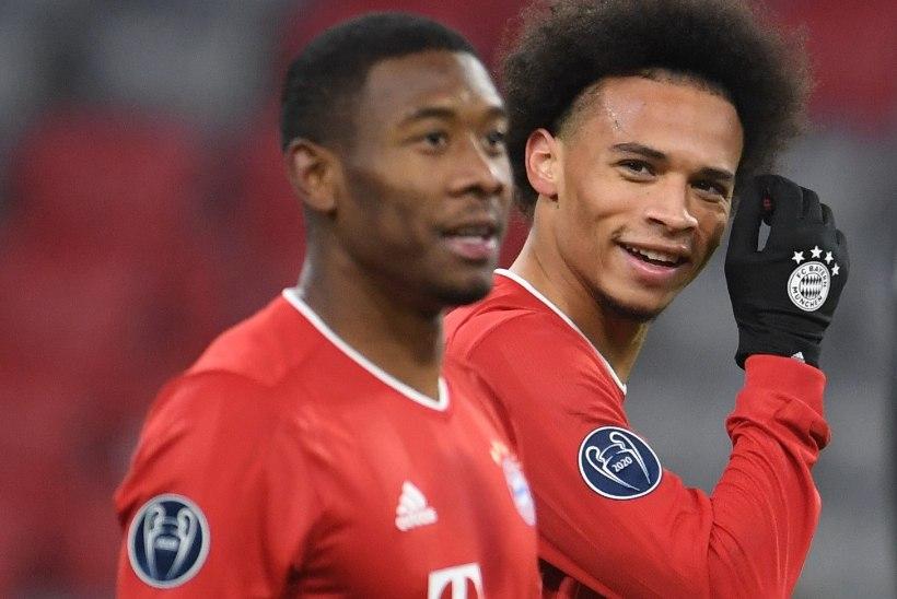 Bayerni staar valmistub klubist lahkuma, silmapiiril suur palgatšekk