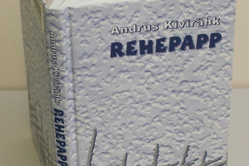 """""""REHEPAPP"""" 20: millise krati ehitaks endale Andrus Kivirähk, Indrek Hargla, Leelo Tungal ja teised Eesti kirjanikud?"""