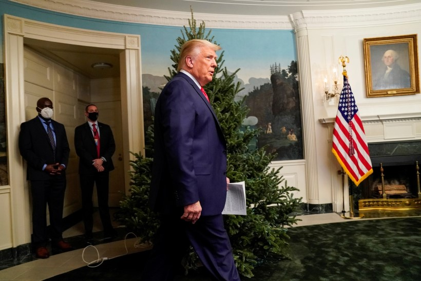 USA föderaalkohus lükkas tagasi presidendi hagi Pennsylvania osas