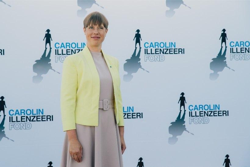 President Kaljulaid talisportlaste ilusast nädalavahetusest: vägev!