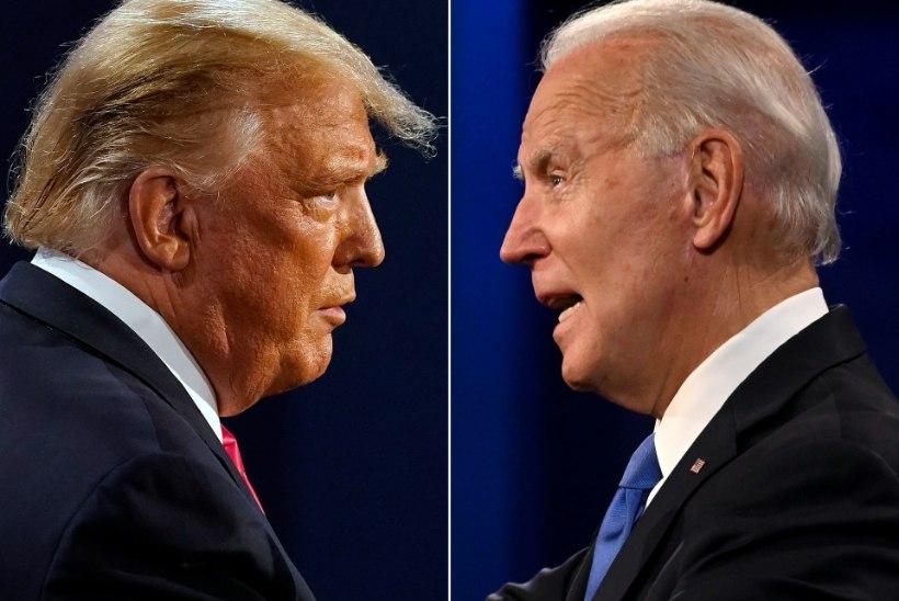 ÕL USAs | VALIMISPÄEV SAABUS: jaoskonna ette kogunenud Trumpi fännid loodavad üllatusvõitu, kuid kas see sel korral õnnestub?