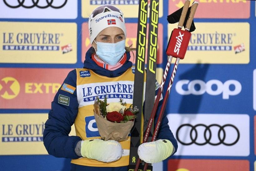 RISKIDE MAANDAMINE: Norra suusakoondis kaalub Tour de Skist loobumist