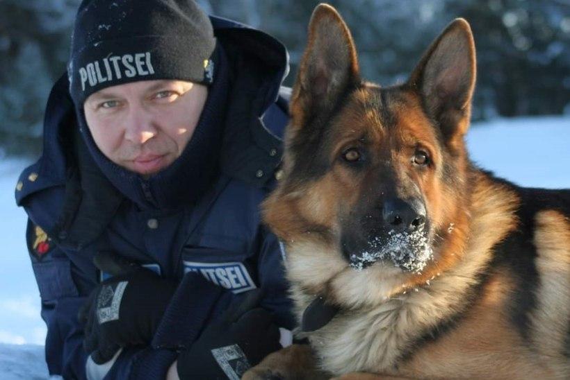 """Politsei teenistuskoerte juht Raul Bamberg: """"Tänu koertele olen saanud paremaks inimeseks!"""""""
