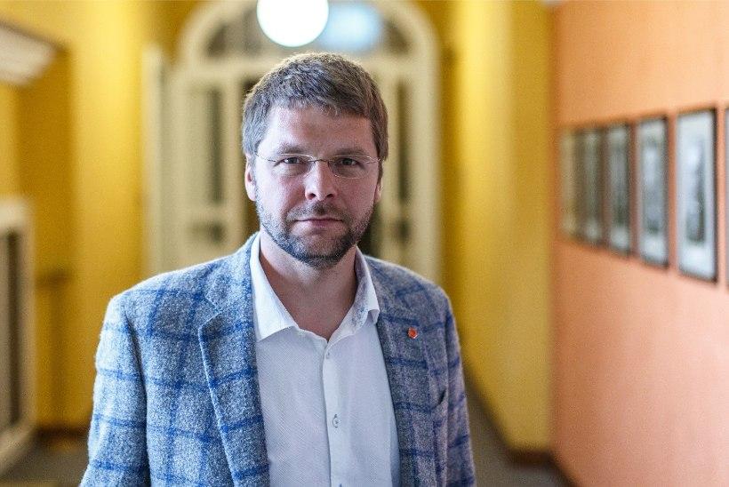 Jevgeni Ossinovski: Imre Sooäär ütleb totakale abielureferendumile ei