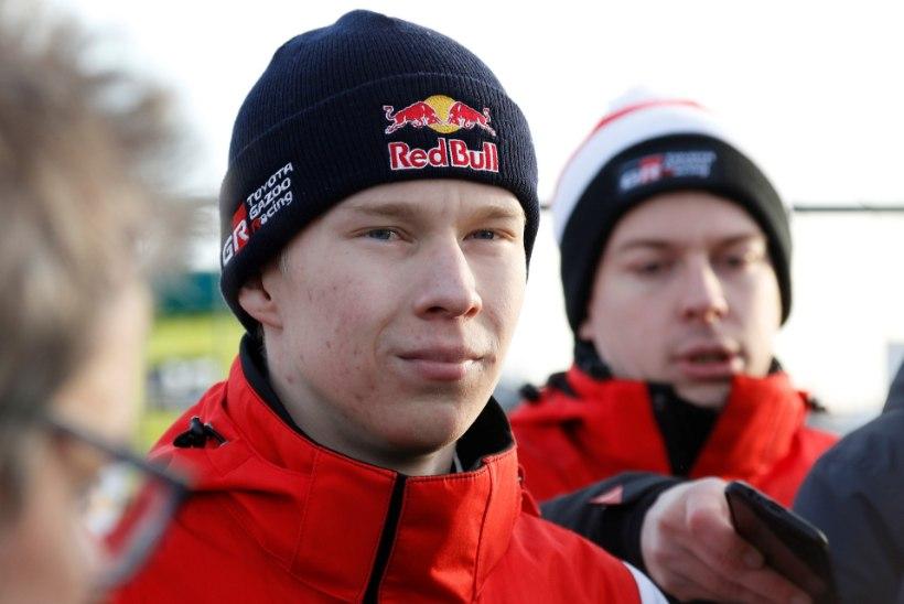 VIDEO | WRC meenutab: Tänaku konkurent kihutab 8aastasena vägevamalt kui suurem osa täiskasvanuid